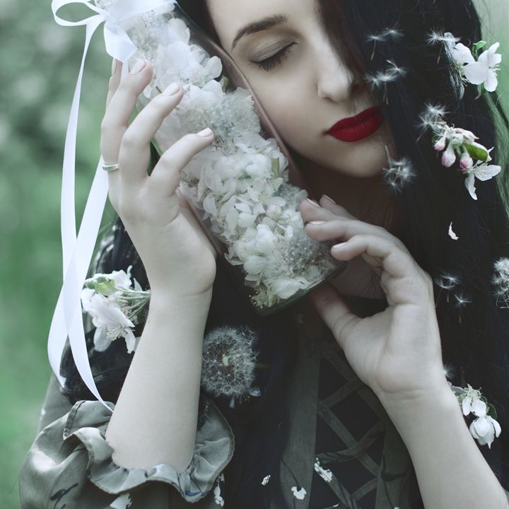 apple blossoms - Yana Bobrykova