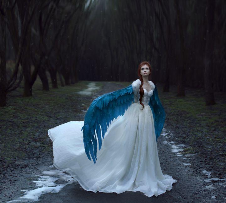 Wings - Yana Bobrykova