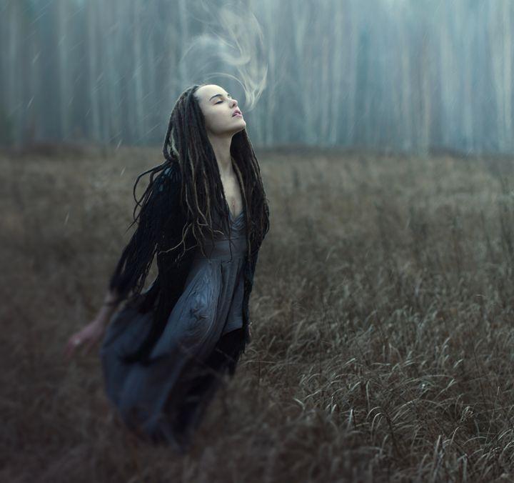 wind, rain - Yana Bobrykova