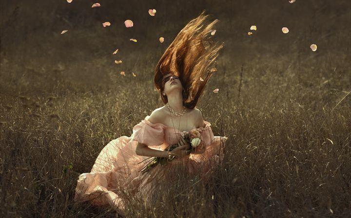 hair - Yana Bobrykova