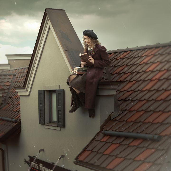 roof - Yana Bobrykova