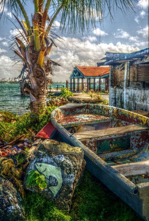 Fishing Boat - LeMiray