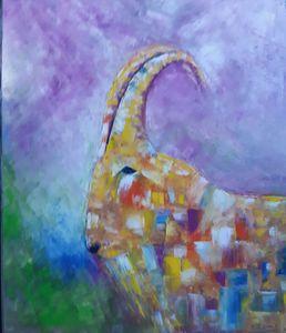 Ibex Mosaic