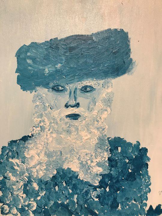 Great Man in Blue - A Braunstein