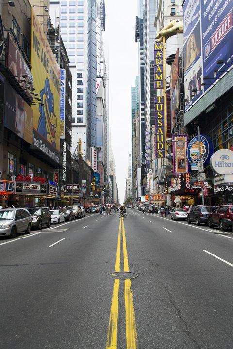 42nd Street - New York - Jatin Thakkar Photography