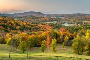 Northeast Kingdom of Vermont