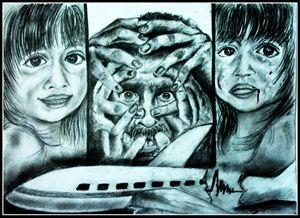 Mental Illness => Flight Crash