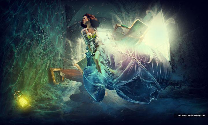 Aqua Dreams - Don Dunson