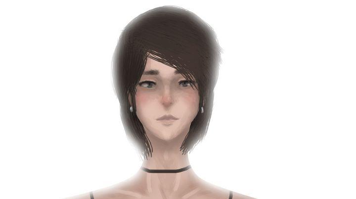 Rebecca VII-IV - Popcorn Digital Art/Sketch