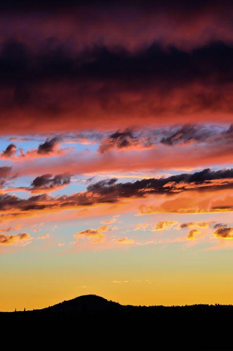 Watercolor Sky - Jade Carruth Photography