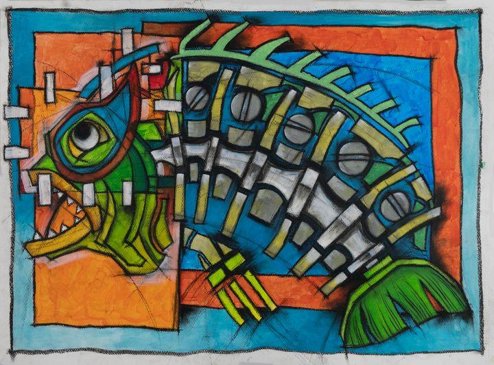 Fish 3 - eric e