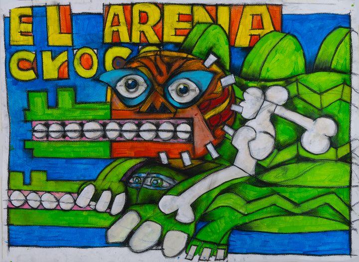 Arena Croco - eric e
