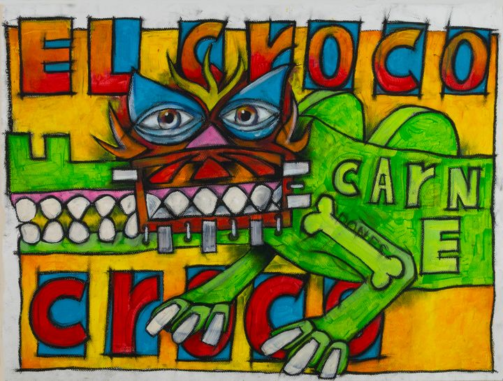El Croco - eric e