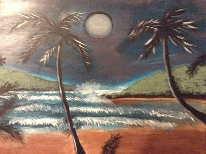 Walk in paradise - Carolyn Jett