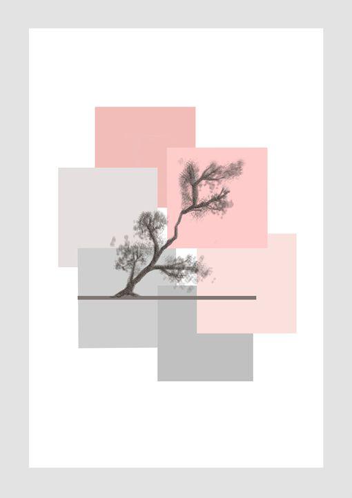 Grey branch - Maria Helena Design