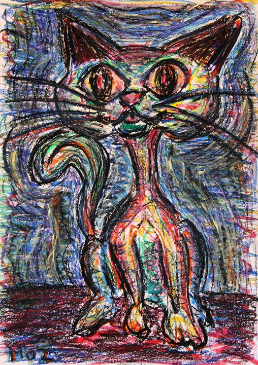 The Cat - Marc O Zyris