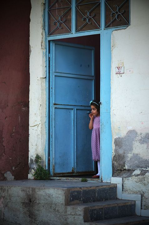 Blue - RainyLithuanian Photography