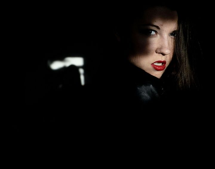 Darkness - RainyLithuanian Photography
