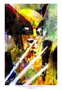Comic Art: Wolverine