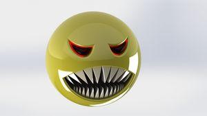 A Very, Very Angry Emoji - Cameron Brown