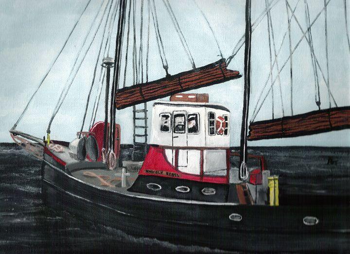Norfolk Rebel - OV ARTist