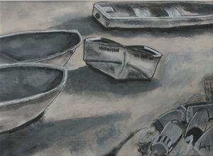 Harrison Pier Boats