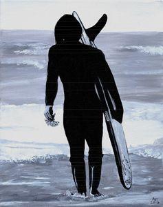 The Last Surf - OV ARTist
