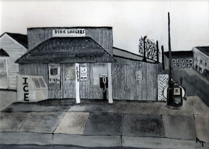 Dixie Grocers - OV ARTist