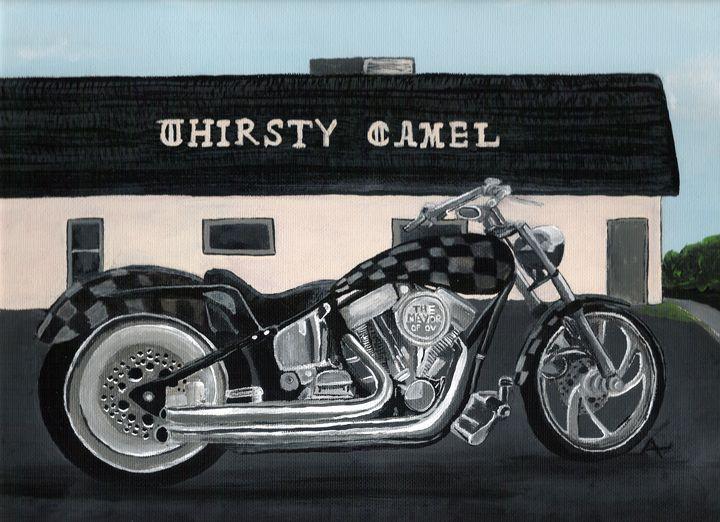 Biker Bar - OV ARTist