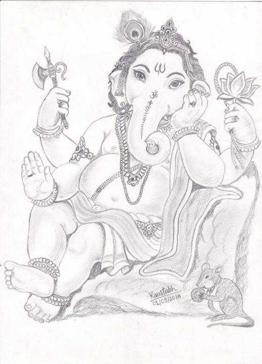 Shree Ganesh - Kaustubh Samel
