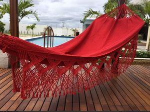 Brazilian handmade hammocks