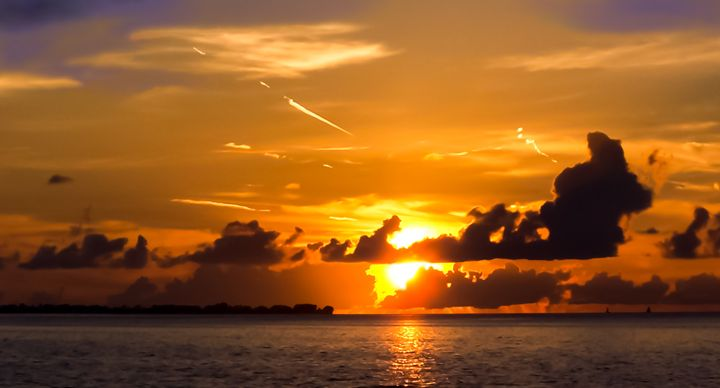 Emerson Pointe Sunset - Kenneth D. Huskey