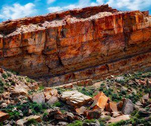 Wyoming Redrock