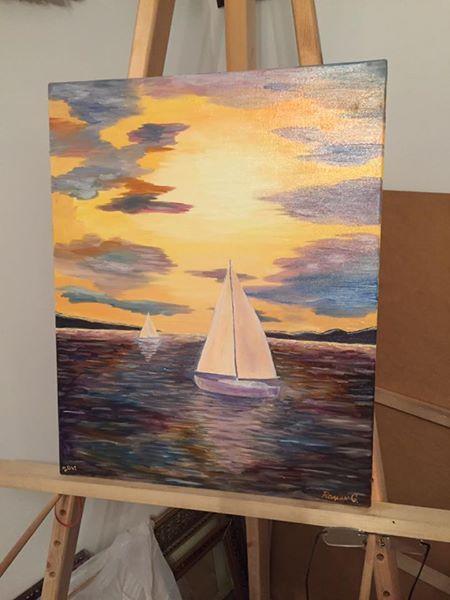 Sailboat - Sail Boat