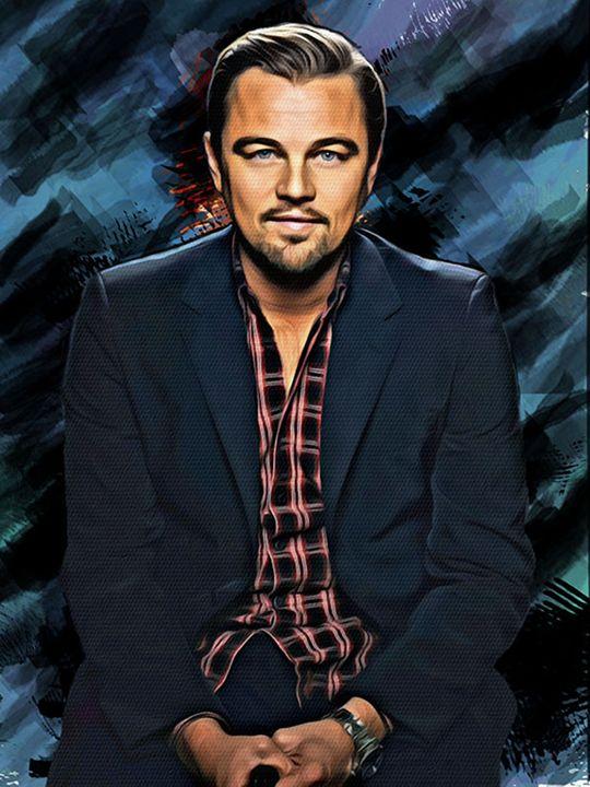 Leonardo DiCaprio - Newburn Art