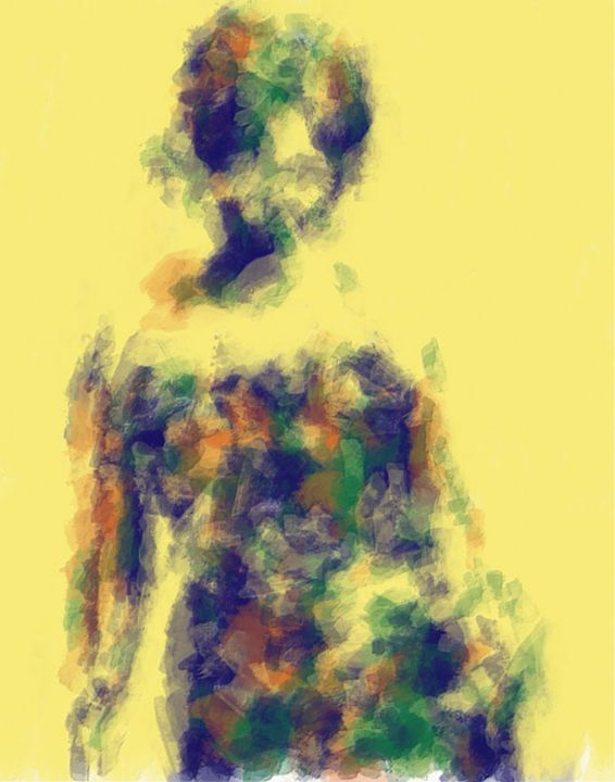 Christina Hendricks #5 - Newburn Art