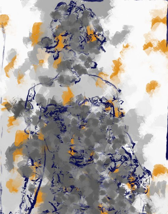 Christina Hendricks #6 - Newburn Art