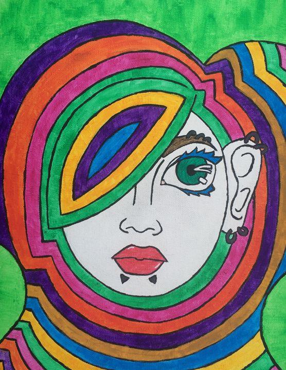 Girl Pop - AlyssaArt