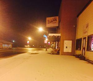 Winter Night - AlyssaArt
