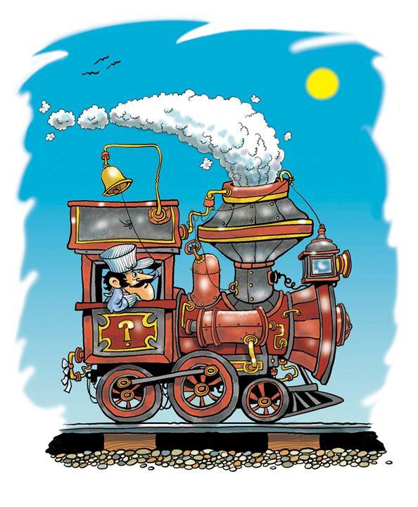 Little Engine - Len Epstein