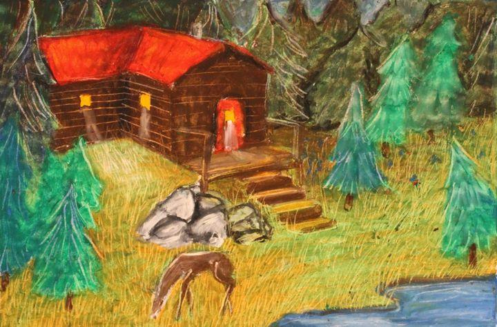 Tori's Cabin - Hannah Beckwith