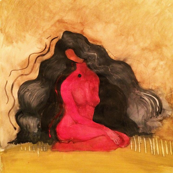 Priestess - Hannah Beckwith