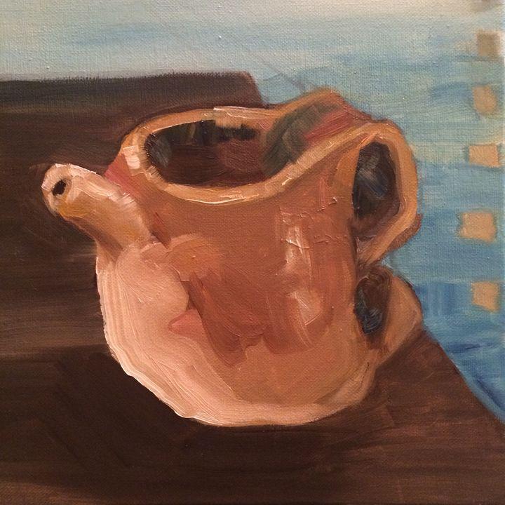 Ceramic Pot - Hannah Beckwith