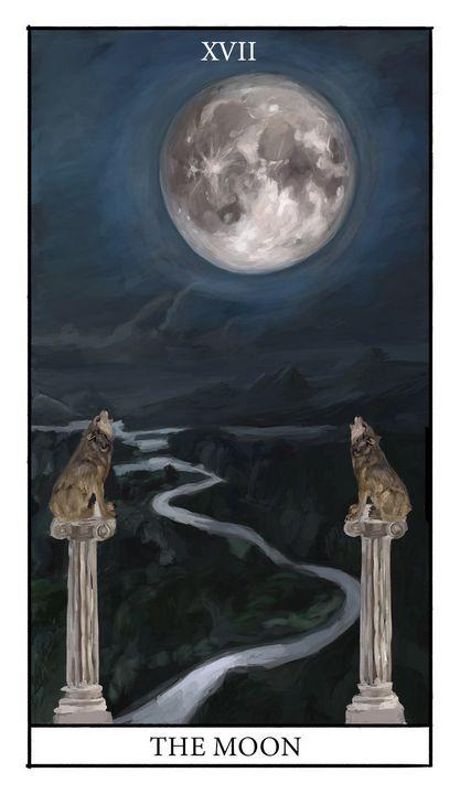 The Moon - Jimmy Li