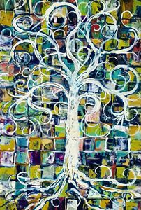 the mosaic tree 1