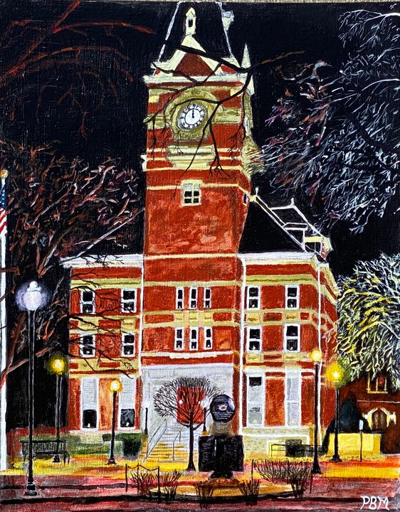 Clarion County Courthouse - PBM