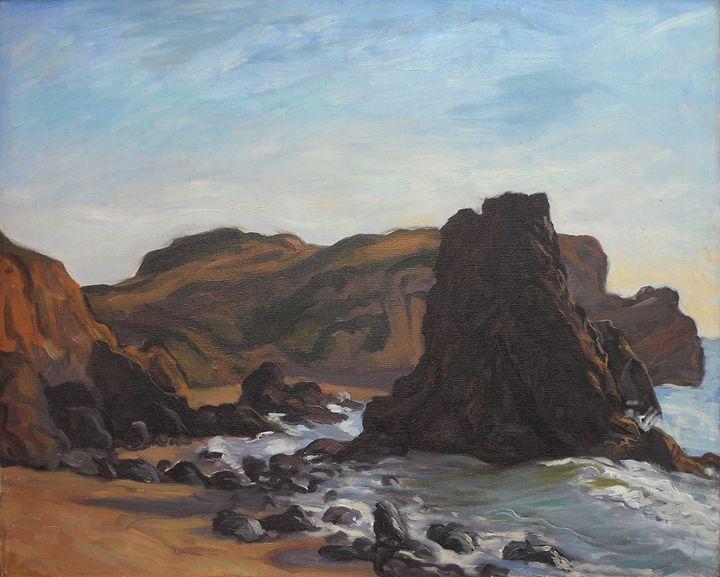 Rodeo Lagoon - Charles Leopardo