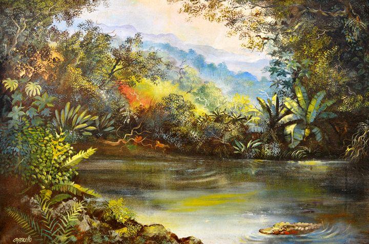 Green River - Carlos Castrillo