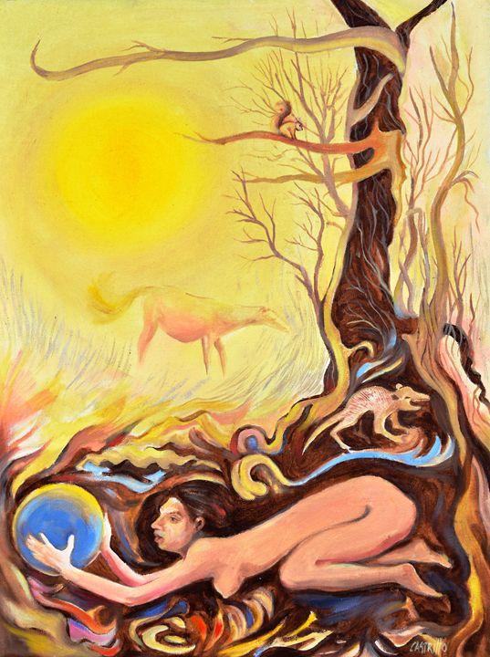 Mother earth - Carlos Castrillo