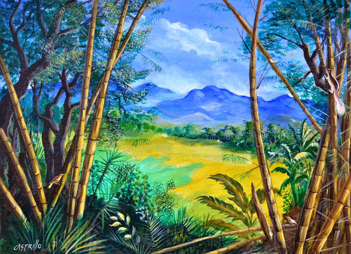 Bamboo - Carlos Castrillo